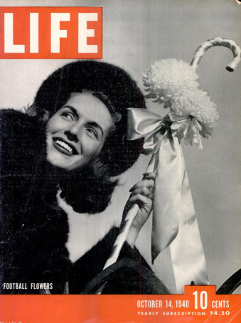 October 10th,1940 Edition of Life Magazine
