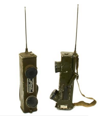 SCR-536 Two-Way Radios