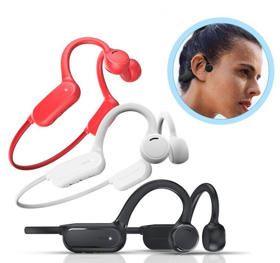 Bluetooth Bone Conduction IPX4 Waterproof Headphones