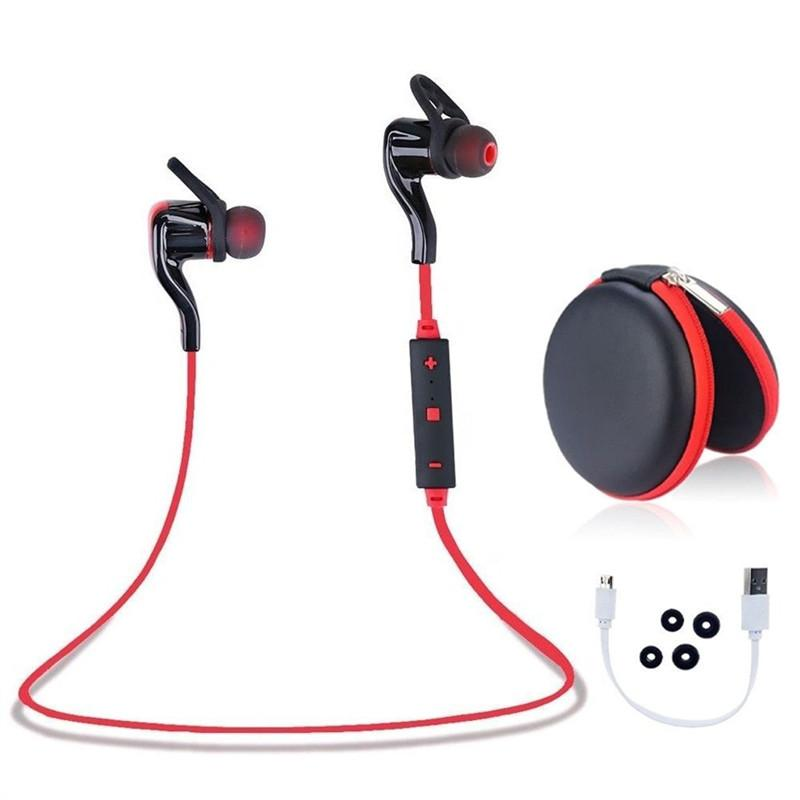 Awesome Earbuds Bluetooth V4.1 Hands-free Wireless In-ear Microphone - Package Contenets