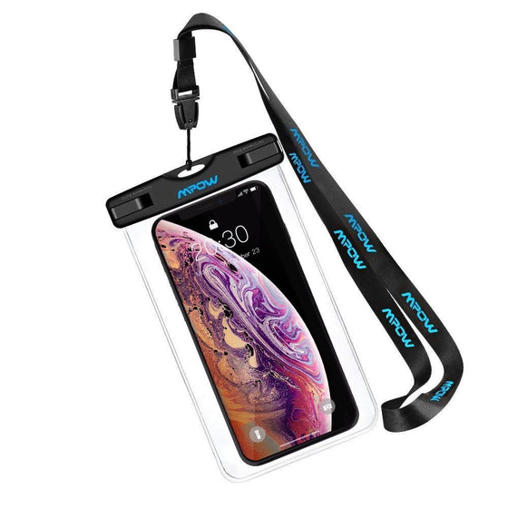 Universal IPX8 Waterproof Pouch Mobile Phone Bag Hiking Surfing Ski