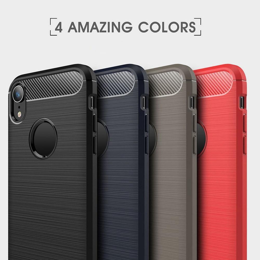 iPhone XR 6.1 Inch Carbon Fiber Fitted Case