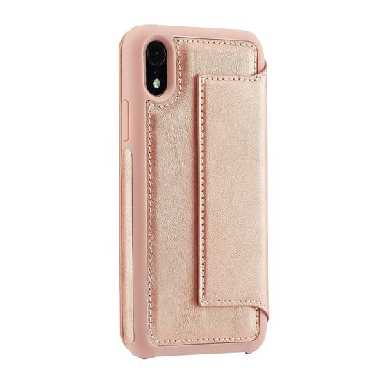 Ultra Thin iPhone XR Fashion Magnetic Case With Stand