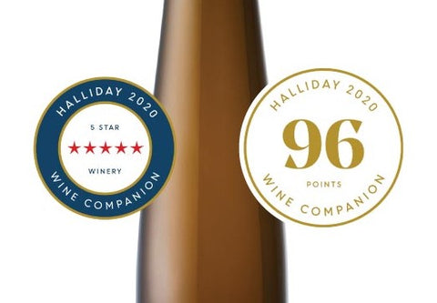 Halliday Wine Companion Ratings