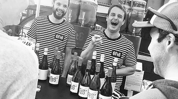 Five minutes with Austins & Co. for Pinot Palooza