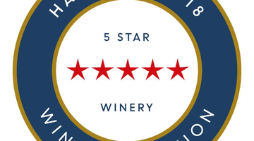Gold Medal Ratings in the 2018 Wine Companion