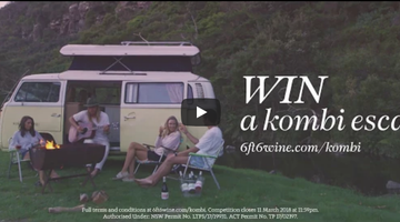 WIN a Kombi Escape with 6Ft6!