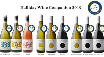Our Ratings in the 2019 Halliday Wine Companion