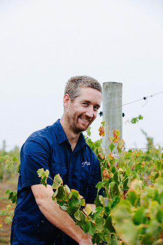 Duncan Lowe 6Ft6 winemaker