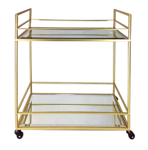 Meka Bar Cart