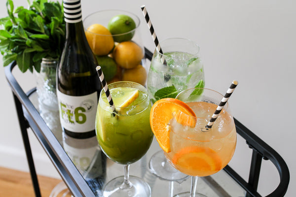 Wine Spritz recipes