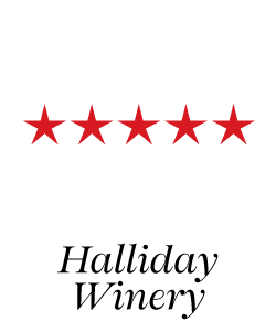 Red 5 Star Halliday Winery | 6Ft6