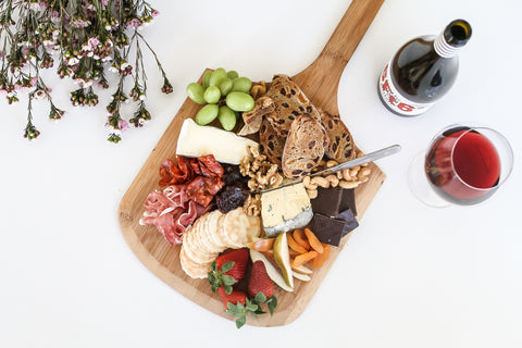 Wine Chocolate and Cheese, Winter Shiraz Weekend at Austins & Co. Platters by Platter Co