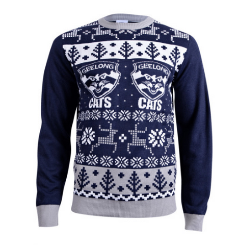 gifts for dad - christmas afl sweater