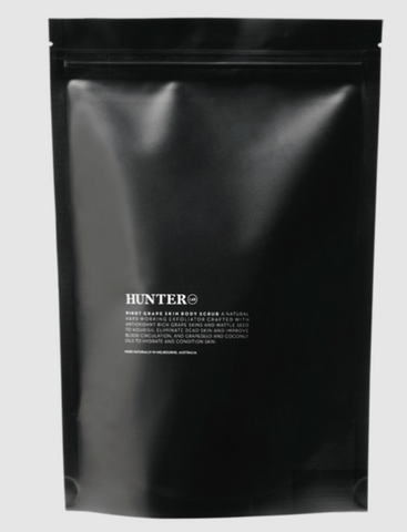 Hunter Pinot Noir scrub - 6ft6 local gift guide