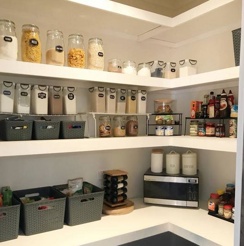 pantry declutter - one day PA