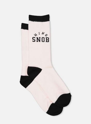 wine snob socks cotton on