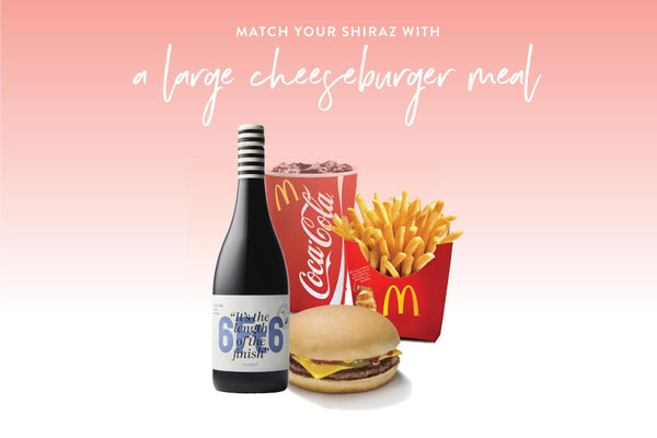 what-wine-goes-with-mcdonalds-cheeseburger