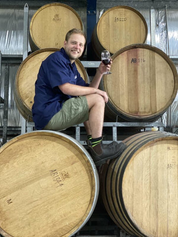 Dwayne Cunningham 6Ft6 winemaker