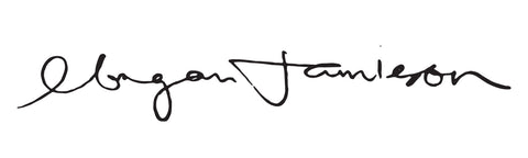 Morgan Jamieson signature