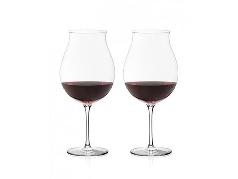 Plumm pinot noir glass