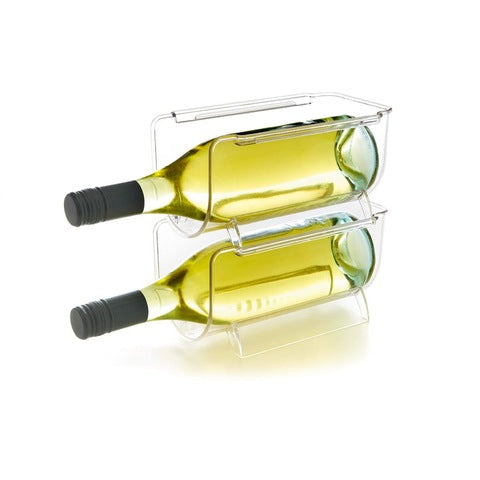 stackable wine bottle holder