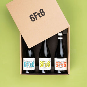 6Ft6 'Mix Your Own' Gift Pack - 6Ft6 Wine | Moorabool Valley | Victoria