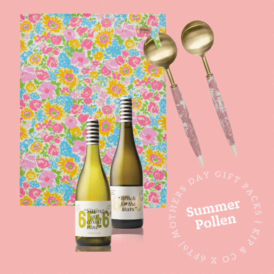 Summer Pollen Gift Pack - 6Ft6