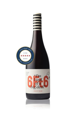 6Ft6 Pinot Noir 2018 - 6Ft6 Wine | Moorabool Valley | Victoria