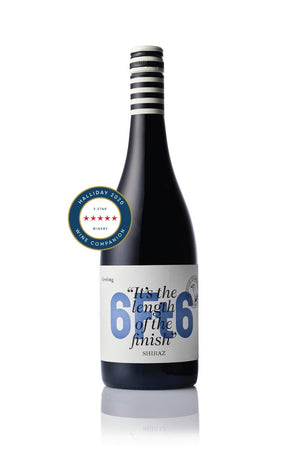 6Ft6 Shiraz 2018 - 6Ft6 Wine | Moorabool Valley | Victoria
