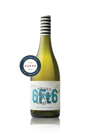 6Ft6 Sauvignon Blanc 2018 - 6Ft6 Wine | Moorabool Valley | Victoria