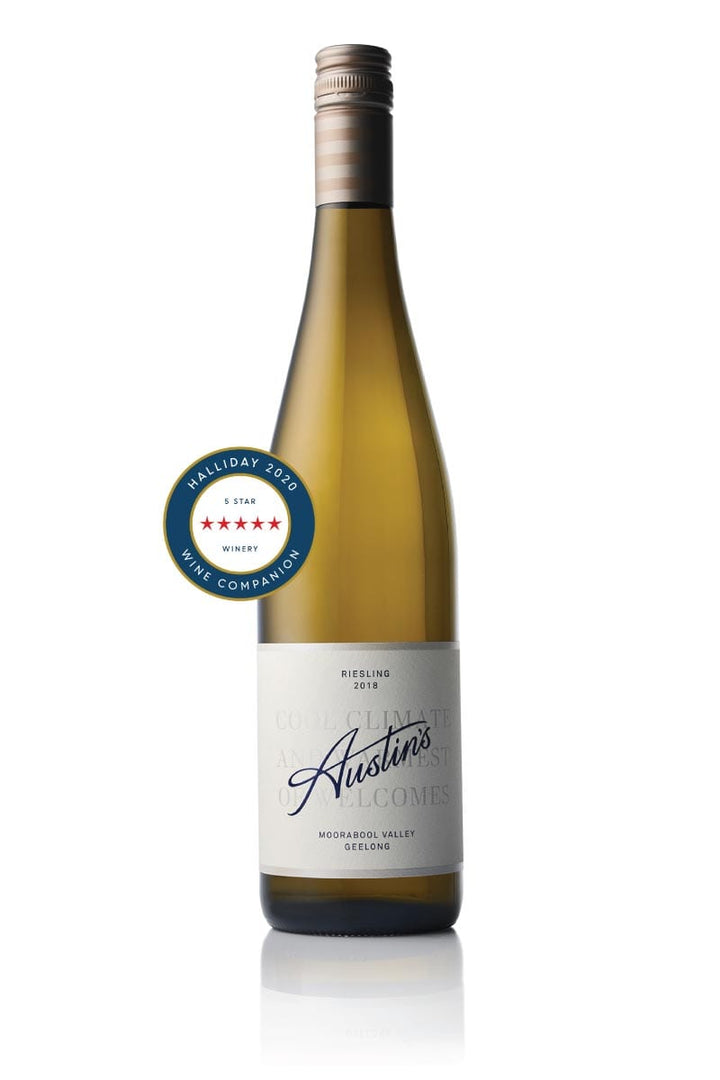 Austin's Riesling 2018 - 6Ft6 Wine | Moorabool Valley | Victoria