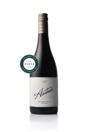 Austin's Shiraz 2017 - 6Ft6 Wine | Moorabool Valley | Victoria