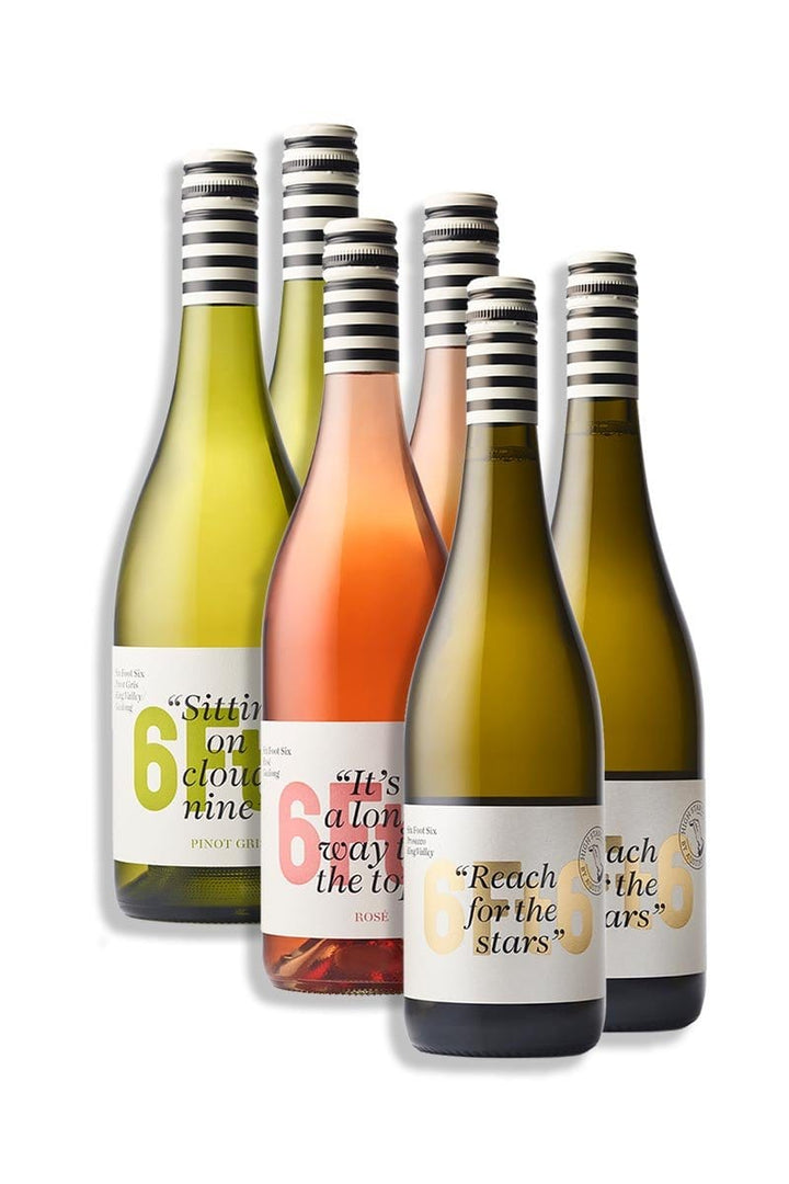 6Ft6 Cocktail Sampler Pack - 6Ft6 Wine | Moorabool Valley | Victoria