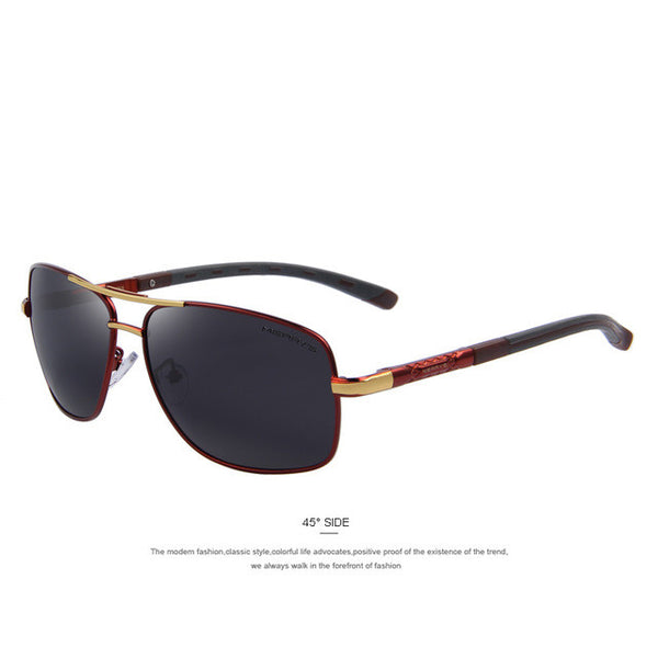 MERRY'S Men Polarized Sunglasses