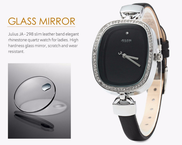 JULIUS Stylish Elegant Quartz Watch
