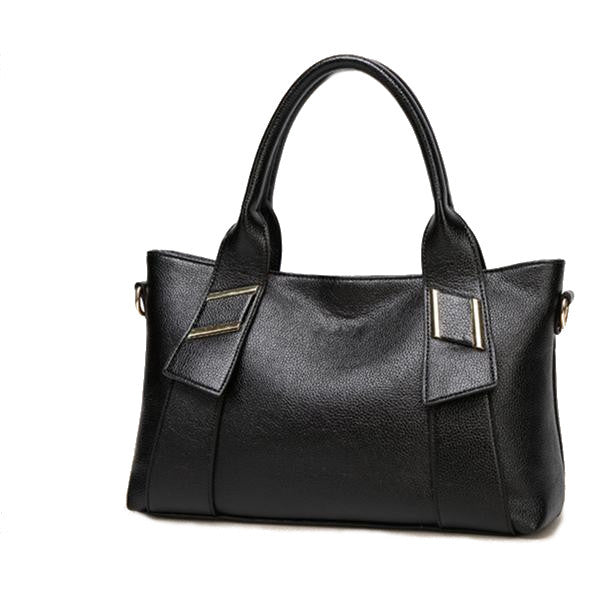 FREYA SAFI Designer Leather Tote Handbags