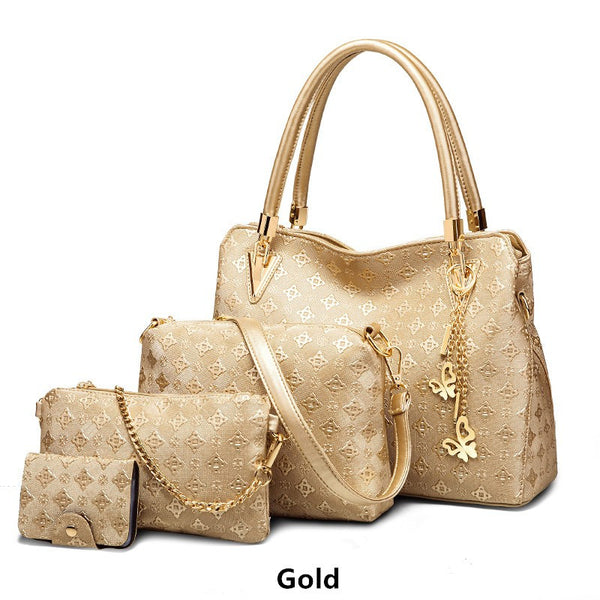 FREYA SAFI Designer Handbags - 4 Pieces Set – Yours 2 Style e57cad569c9c3