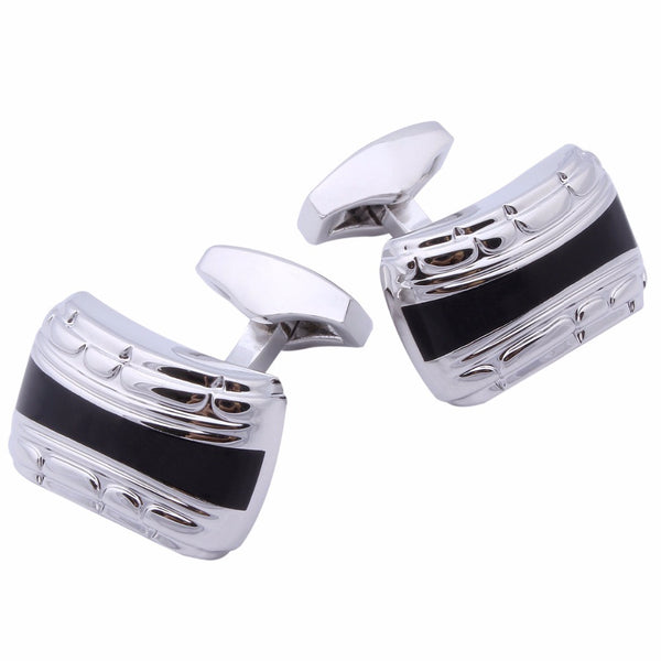 Classic Enamel Collection Cuff Links