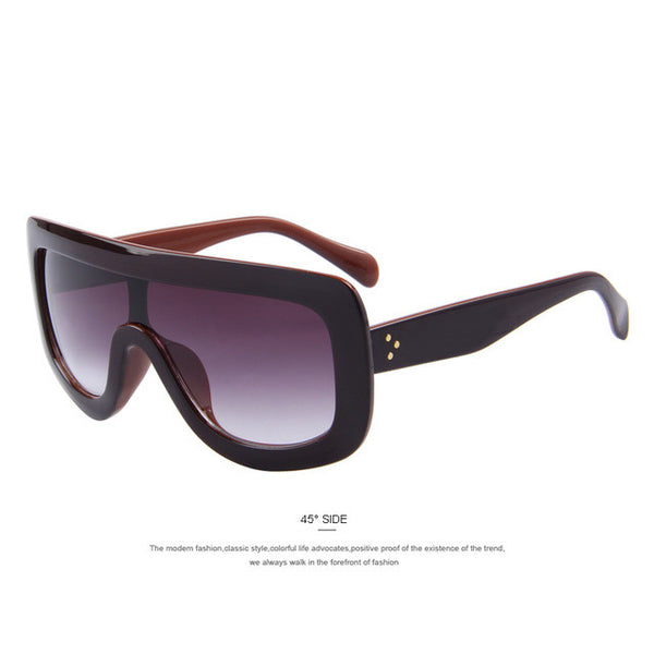 MERRY'S Women Vintage-style Square Sunglasses