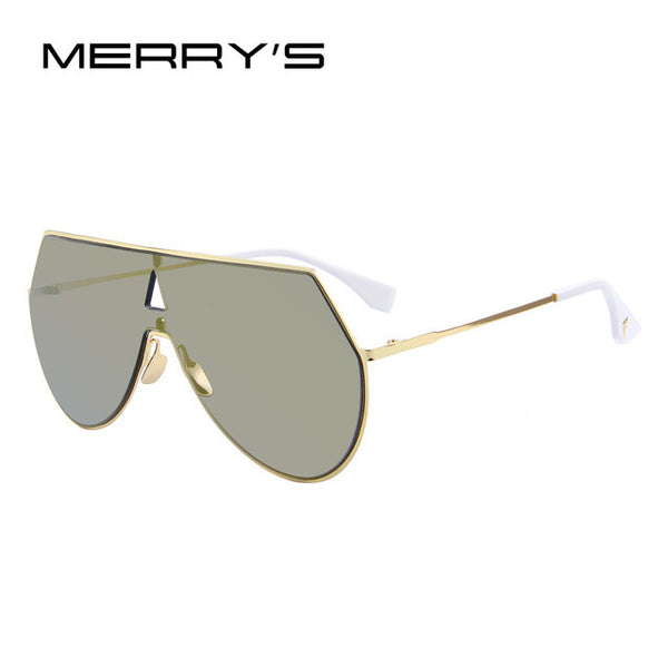 MERRY'S Unisex Integrated Sunglasses