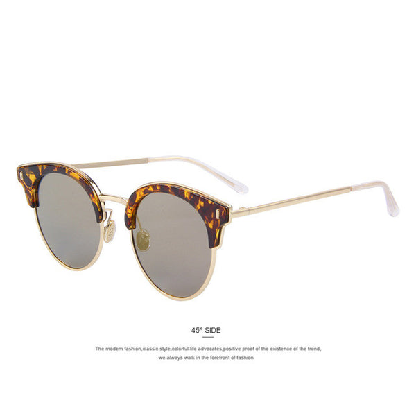 MERRY'S Women Vintage-style Polarized Sunglasses