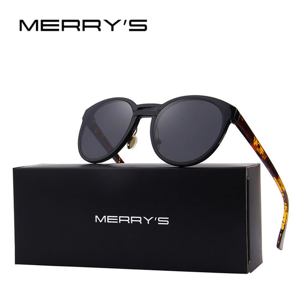 MERRY'S Women Vintage-style Big Frame Sunglasses
