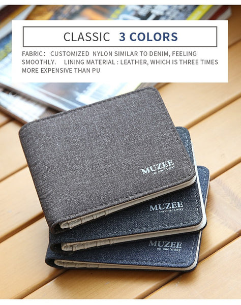 Classic Retro Style Wallets