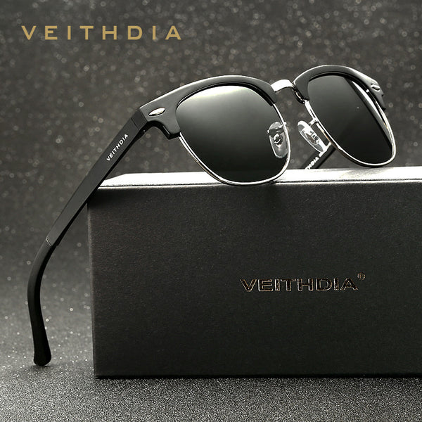 The Retro Polarized Sunglasses