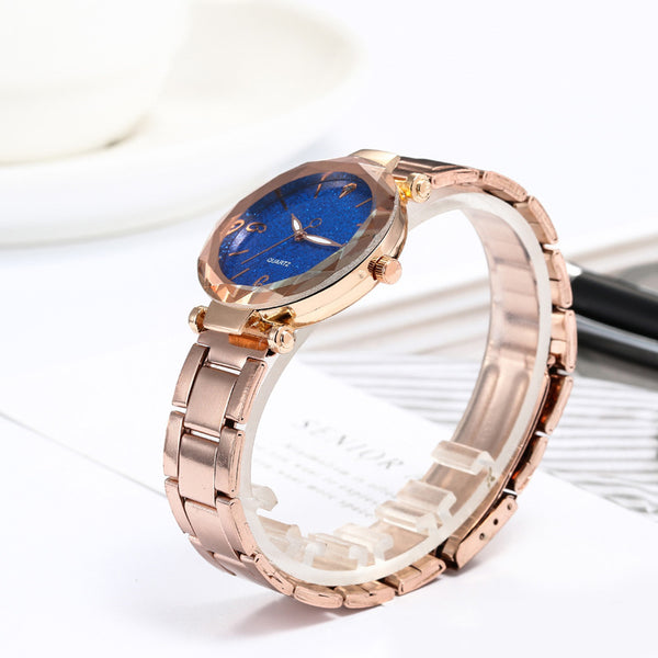 Luxury Starry Sky Quartz Watches Collection IV - 8 Colors