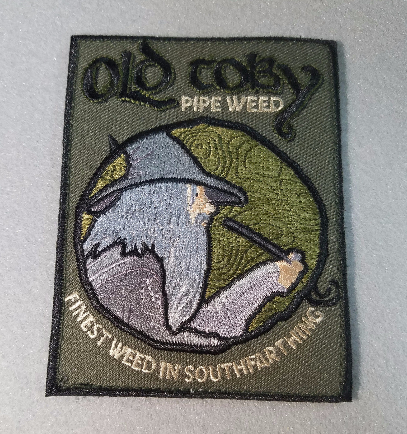 Old Toby Morale Patch - [product_type} - RLH Design Group