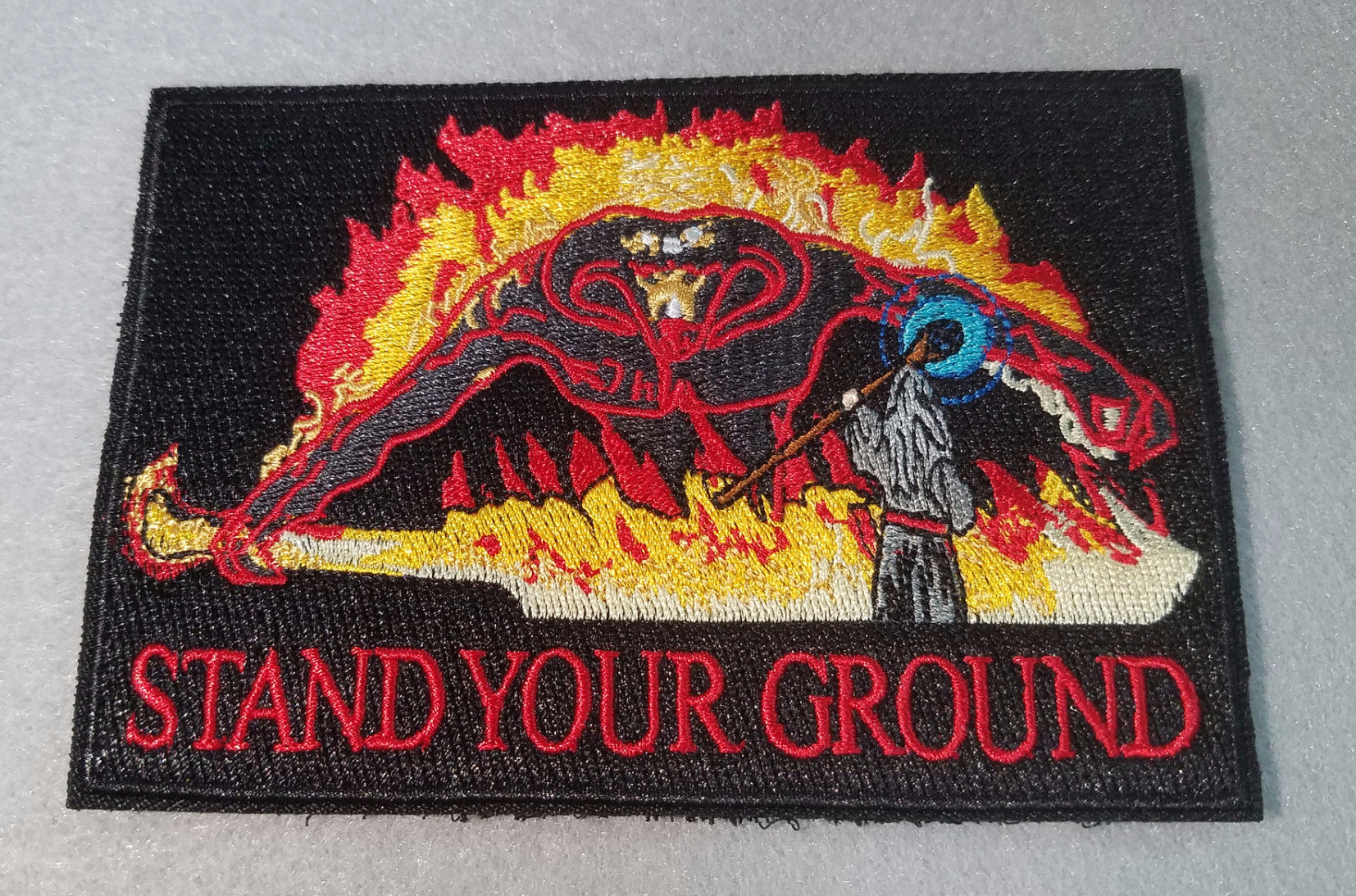 Stand Your Ground - [product_type} - RLH Design Group