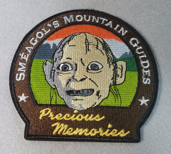 Smeagol's Mountain Guides - RLH Design Group