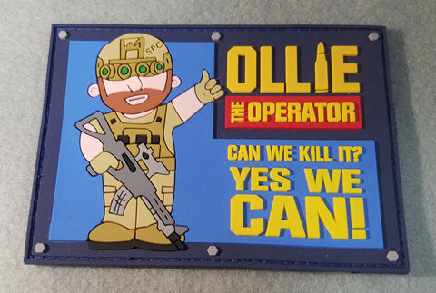 Ollie the Operator - [product_type} - RLH Design Group